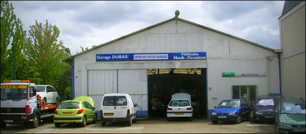 Garage dubas m canique carrosserie auto angers for Garage toyota angers